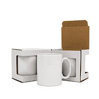 Bespoke Mug Packaging for Promotional Mugs - Gift Boxes