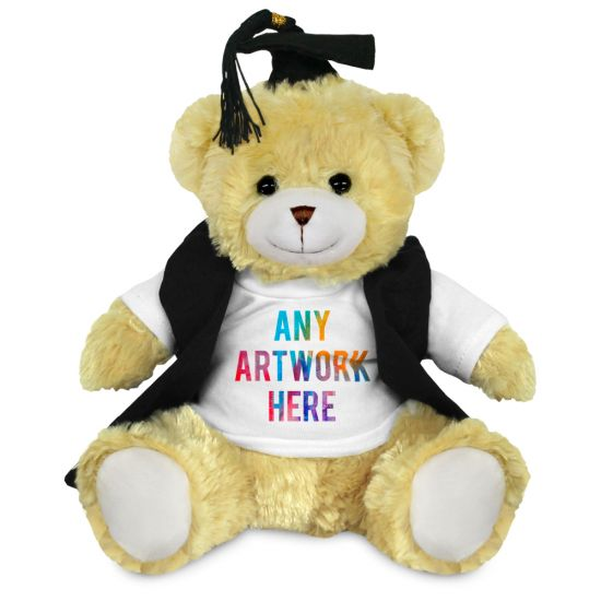 20cm Elizabeth Bear with Graduate outfit