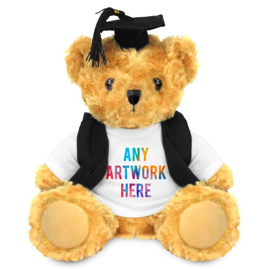19cm Victoria Bear with Graduate outfit