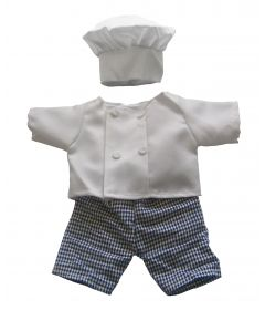 Blank Chef Outfit