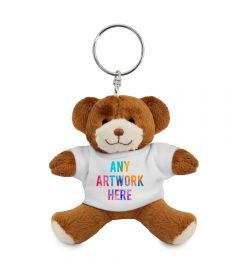 9cm George Key Ring bear