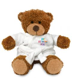 17cm Anne bear with Dressing Gown