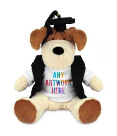 20cm Darcy Dog with Graduate outfit