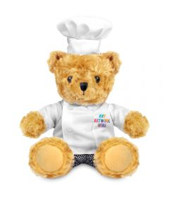19cm Victoria Bear with Chef outfit